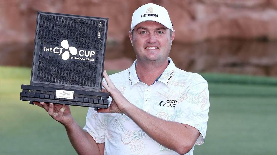 Kokrak captures maiden PGA Tour title