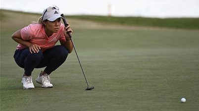 LPGA Tour: Kang & Song share lead in Georgia