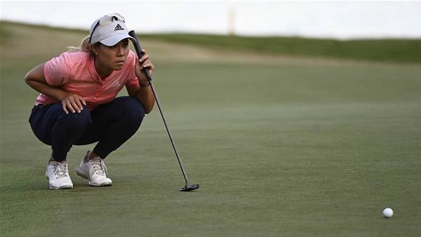 LPGA Tour: Kang & Song share lead in Georgia