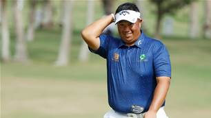 Thai ace Kiradech back in action at Mayakoba
