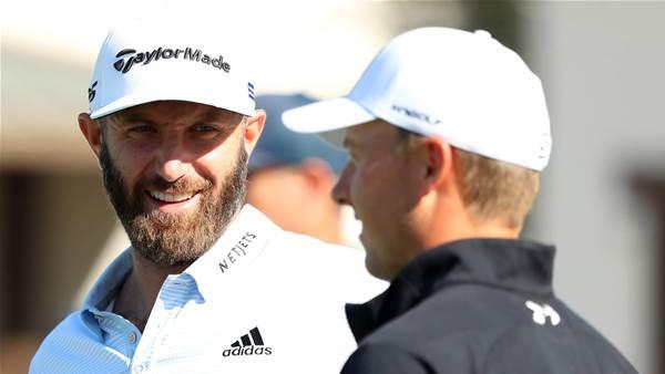 Johnson fears COVID has hit Masters hopes
