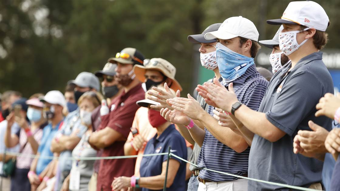 US Open championships to welcome limited fans