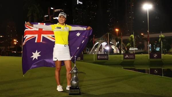 Minjee tops Aussies on Tour