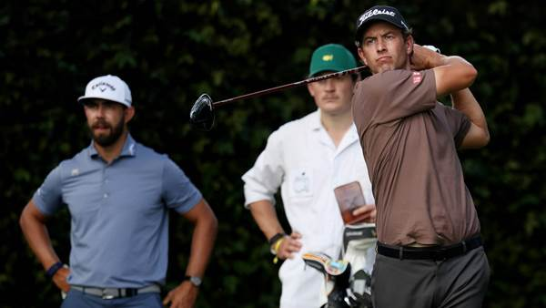 Scott hopes to rekindle form at Augusta