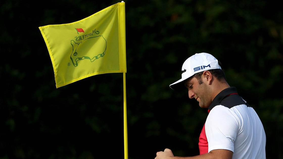 Who's who at Augusta National in 2020