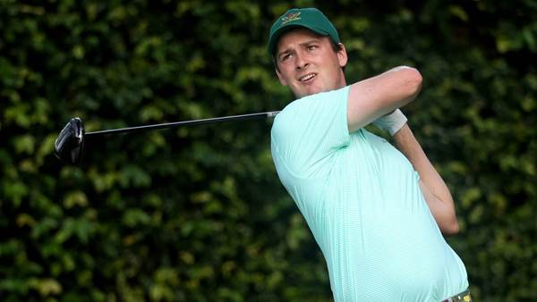 Michel in battle to get home from Masters