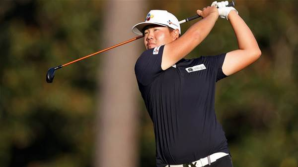 Sungjae eyes victory at RSM Classic after Masters thrill
