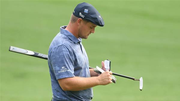 Masters lessons learned for DeChambeau