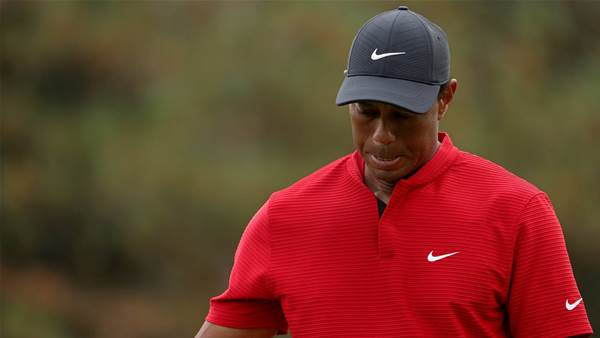 Imperfect 10 for Tiger at Augusta