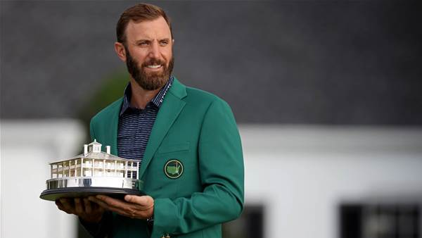 Johnson wins Masters in record style