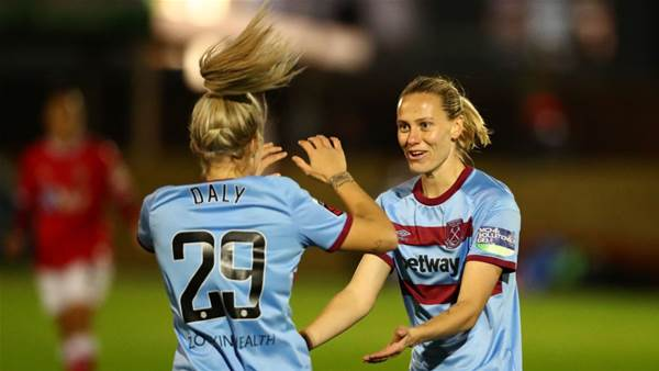 One Matilda leaves West Ham, another two stay