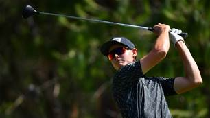 401-metre drive by Nienaber at Joburg Open