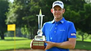 Hansen fights back to win Joburg Open