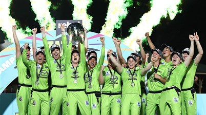 2020 Women's Big Bash Final: Three things we learned