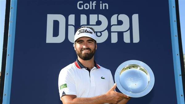 Rozner claims maiden European Tour title