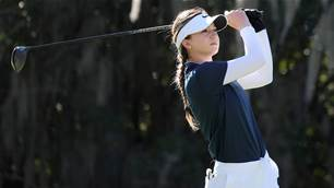 Classy Ruffels heads Aussie charge at US Women's Open