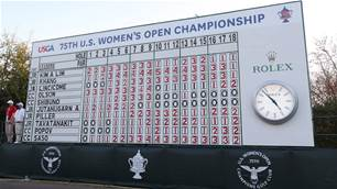 US Women's Open: 10 notes from Round 1