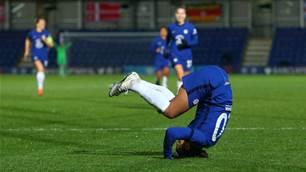Kerr scores for Chelsea on Euro debut