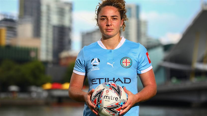 'I just felt very isolated...' - Matildas' McCormick bouncing back at City