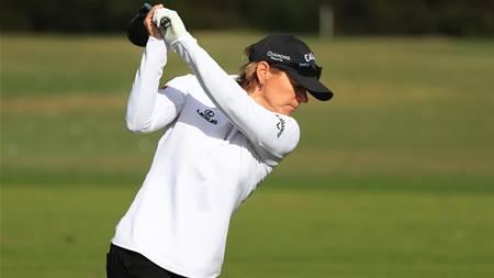 No FT return for Sorenstam to LPGA Tour