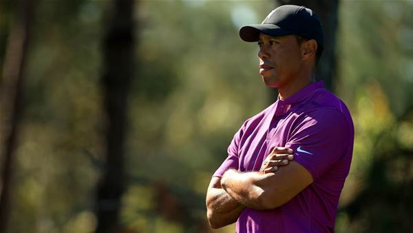 Woods couldn't recall driving car: report