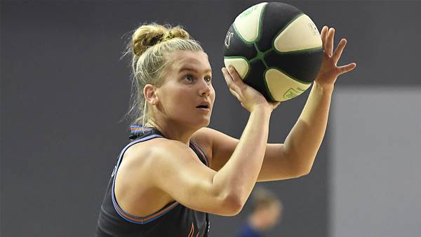 Heal set to realise WNBA dream