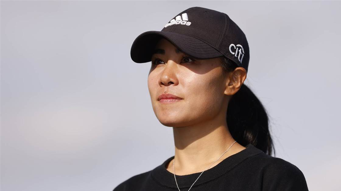Kang tops Korda sisters for Tournament of Champions lead