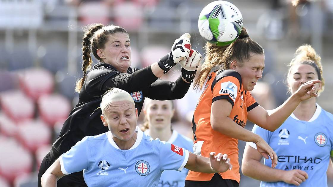 'I need a six pack after this!' - City hold Roar in opener