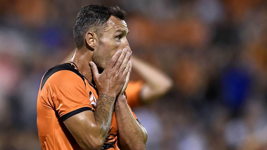 'I am very proud' - Scott McDonald makes Roar exit