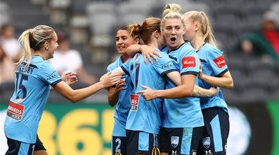 'We're getting better each game...' - High-flying Sydney dream big