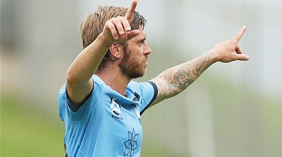 'You can't take risks...' - Brattan scratched for Sydney derby