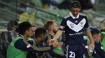 'He said it wasn't getting worse' - Victory to sweat on Rojas hamstring injury