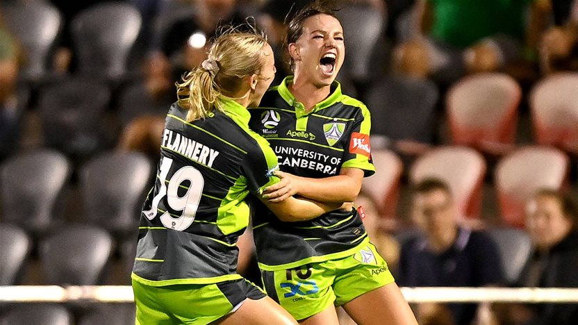 Canberra Utd out of isolation