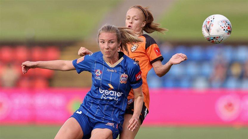 Newcastle v Brisbane Roar W-League - Three things we learned