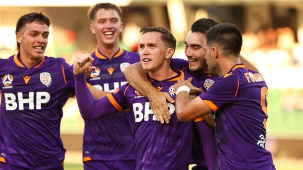 Perth Glory axes nine A-League players with Socceroos unclear