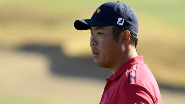 Korea's An looks for spark to ignite game at Quail Hollow