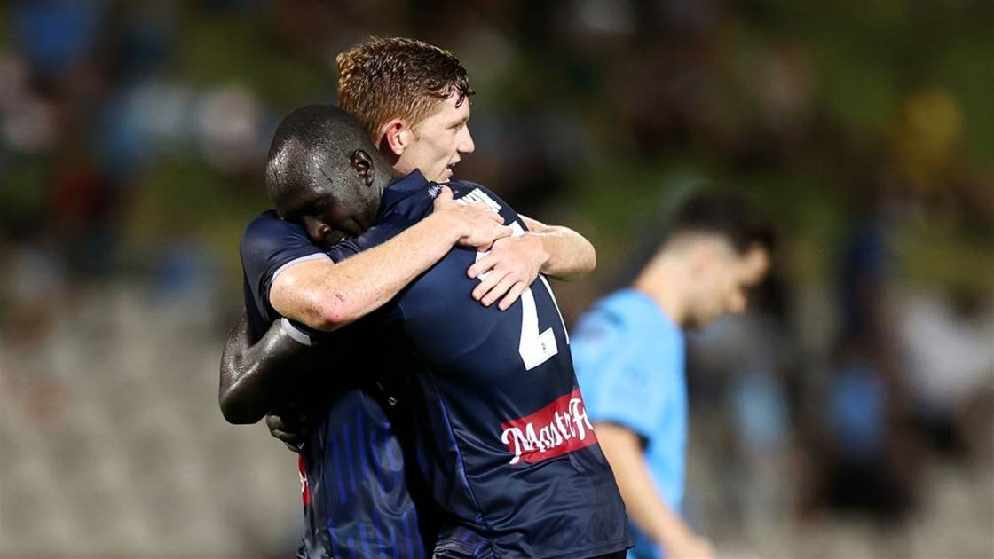 New Socceroos star: 'I can only give back to the country that's given me everything'
