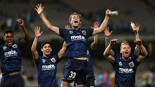 'Real confidence and belief...' - Rising Mariners sink Sydney FC