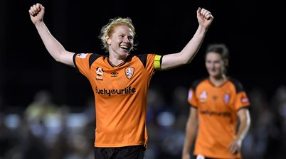 'An opportunity I need to take' - Polkinghorne to leave Roar