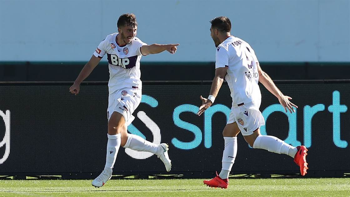 Glory secure A-League young gun, experienced defender