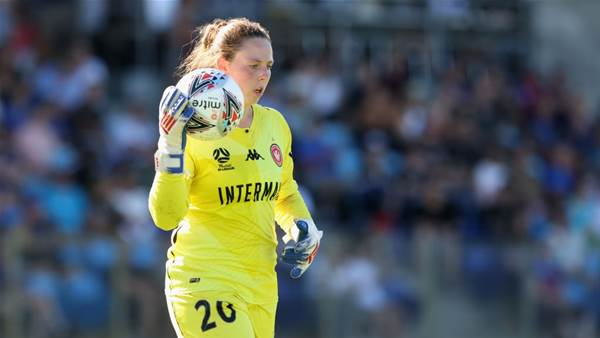 Glory sign one of W-League's highest rated young keepers