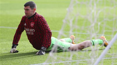 Ryan's Arsenal out, City survive Cup scare