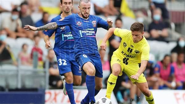 Newcastle sign Wellington A-League star as Papas plans more signings