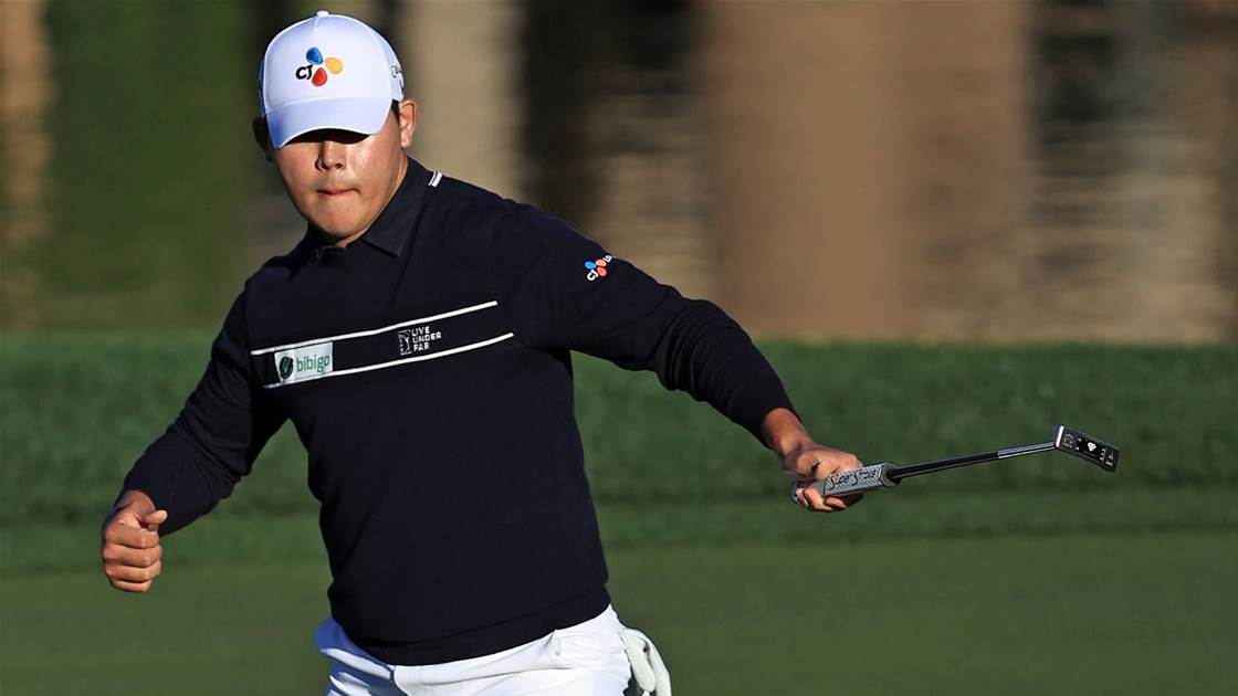 Kim aims to ride momentum into Torrey Pines