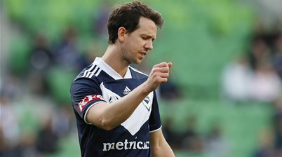 'I'm just trying to protect him...' - Victory keen to see Kruse's best