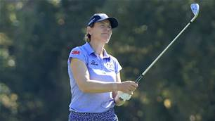 Sorenstam back on LPGA Tour after 13 years