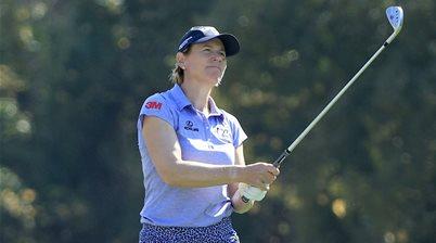 Sorenstam back on LPGA Tour after 13 years