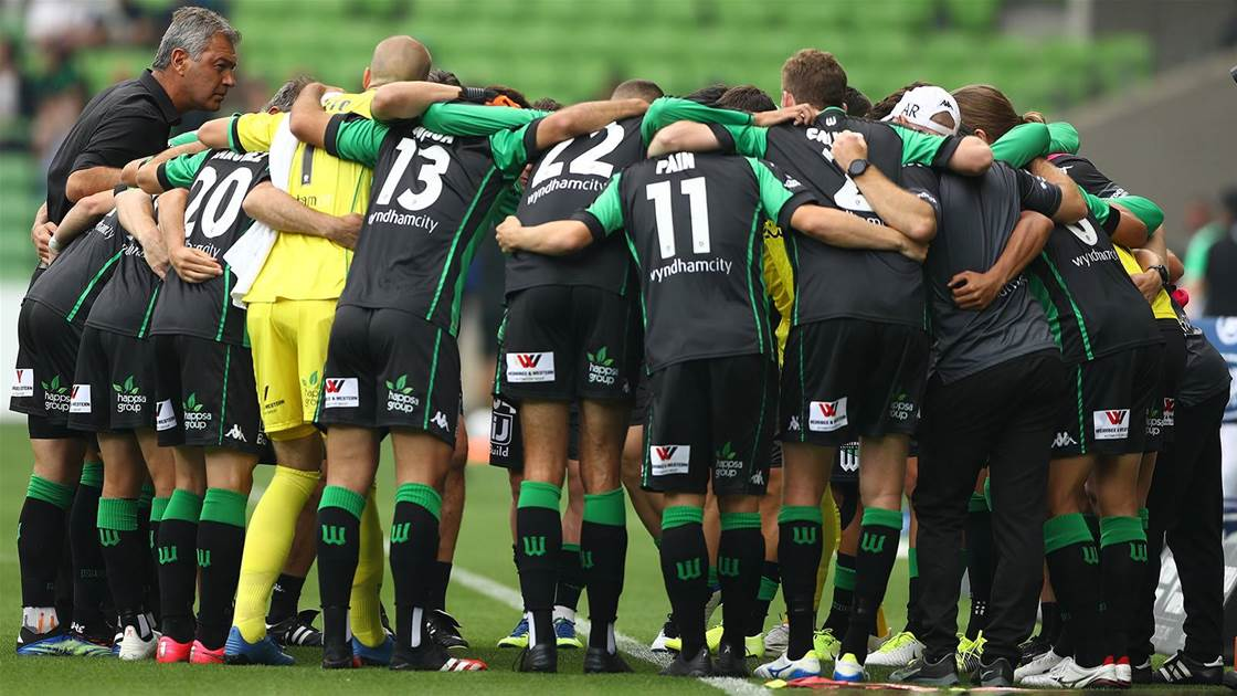 'We were like schoolboys...' - Fired-up Rudan flags changes