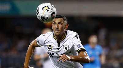 A-League's City part ways with Young Socceroos forward