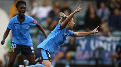 'The job's not done yet...' - Sydney on verge of W-League title